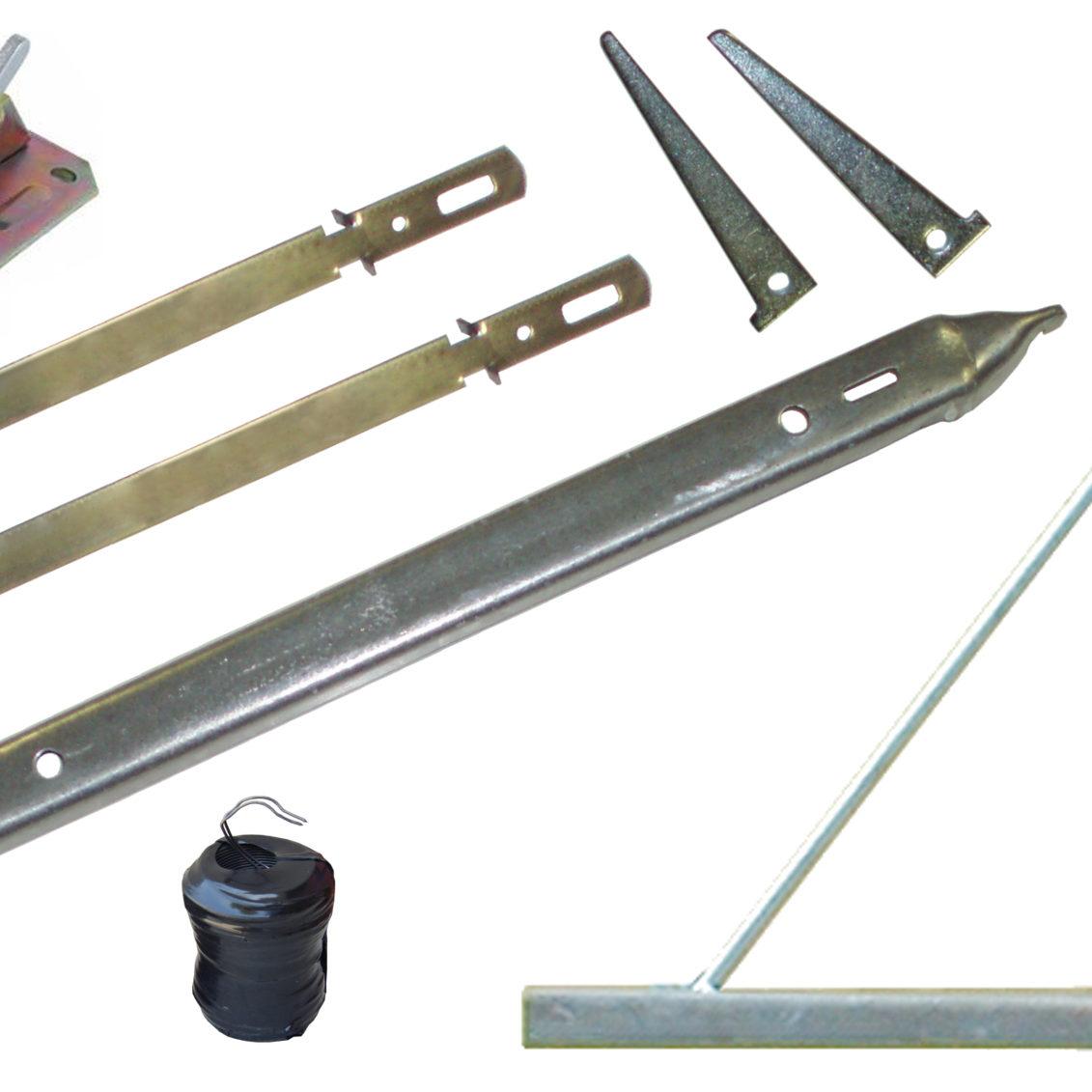 Metal accessories